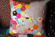 The Old:New Thing / I love that the age old crafts I grew up with now look funky!