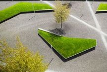 New Landscape / nový prístup k tvorbe verejných priestorov - moderná záhradná a krajinná architektúra