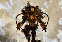 Steampunk / Collection of Steampuke reference materials