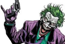 Super Heroes & Evil Villains