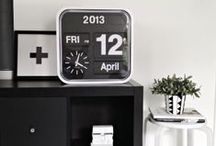 FARTECH® flip clocks showroom / Ideas of how to utilize FARTECH® flip clocks to decorate your beautiful home: message us if you have a photo that you think should be added here and shared with the world!