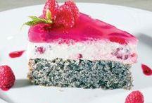 Různé sladké recepty /                                        Sladké a slané pečení - vaření