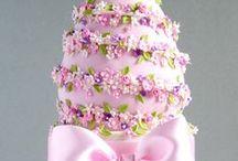 Ukázky dortů / Cake