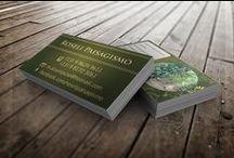 Cartão de visita / Layouts de Cartão de visita