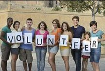 Why Volunteer? / a million and one reasons why giving back is a good idea