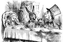 Alice in wonderland by John Tenniel / original illustrations by John Tenniel