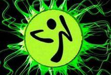 ZUMBA high (dance, workout, sport)