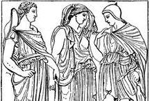 Orpheus & Euridice the Myth / representations of this myth