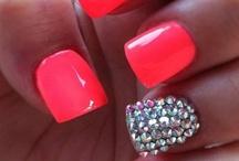Nails:) / by Alyssa Craven