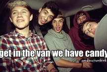 One Direction / by Alyssa Craven