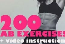 Workouts / by Alyssa Craven