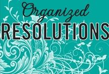 organization ideas / by Jenny Burton