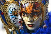 Masks / by Adriana G