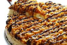 dessert and snack ideas / by Jenny Burton