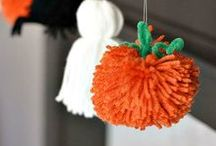Halloween / All things Halloween! Crafts, recipes, printables, projects, kid activities and decorating ideas. Ghosts, pumpkins, bats, witches, black cats, zombies, monsters, spider, mummies, costumes and candy galore! Awesome pumpkin carving ideas too.