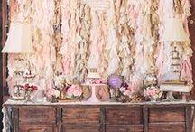 Beautiful Rustic and Vintage Weddings / Rustic and vintage wedding ideas.