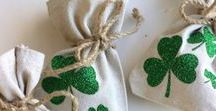 St. Patrick's Day / All things St. Patrick's Day! Crafts, recipes, printables, projects, games, crafts and activities for kids, decorations, quotes, jokes, drinks and party ideas. Leprechauns, shamrocks, rainbows, pots of gold, lucky charms and more!