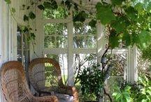 outdoor living/ garden