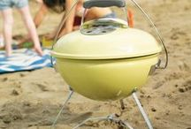 Beach Barbecue Inspiration / Head down to the beach and take your barbecue with you...