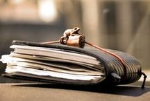 Moleskine & Journal  / by Carlo Martinello