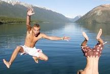 New Zealand - Home / Lake Taupo, and other fantastic spots in New Zealand (NZ) I love to call home.