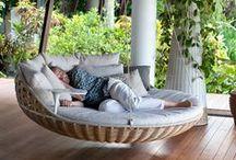Outdoor Living & Garden Design / Outdoor living, inspiring & gorgeous garden designs, art & outdoor settings