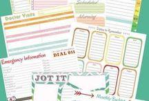 Etiquetas e Formulários / Quem ama organização, também ama etiquetas e formulários....