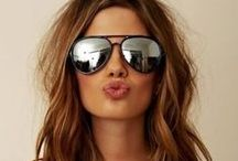 Hair Fashion / Funky and Beautiful Hair styles