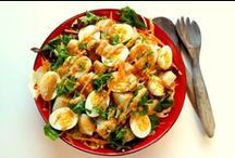 Vegetarian Fare / Yummy vegan and vegetarian recipes, for every day cooks.