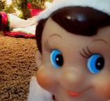 Elf on the Shelf / Tons of ideas and activities for your Elf on the Shelf.  Also includes printable planning pages, note cards, letters, elf names and more!