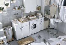 Lavanderia e organização / Manter a lavanderia organizada é fundamental para garantir uma limpeza eficiente...