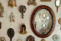 Mirrors / Beautiful mirrors in all shapes and sizes / by Disnarc Henry