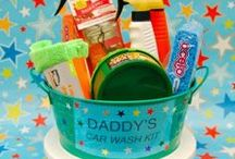Father's Day / Crafts, gifts, quotes, projects, printables, cards, and other inspiration and ideas for celebrating Father's Day.