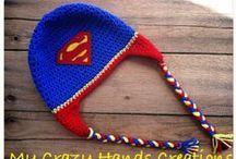 I just LOVE to crochet