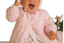 Bebek ve Çocuk Kıyafetleri / Örgü ve Kumaş / by Hülya Yıldızel Palaz