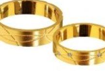 Gold jewelry / Arany és briliáns ékszerek.