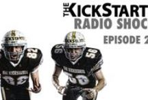 Radio Shock Podcast / The Kickstarts Radio Shock Podcast