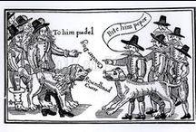 English Civil War Progaganda / #history #archaeology #tudor #englishcivilwar #basinghouse #basing #hampshire #basingstoke #artefacts #stuart #medieval #archive #dig #excavation #southampton #york #henryviii #elizabethi #queen #king #maryi