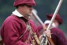 Civil War Reenactment / #history #archaeology #tudor #englishcivilwar #basinghouse #basing #hampshire #basingstoke #artefacts #stuart #medieval #archive #dig #excavation #southampton #york #henryviii #elizabethi #queen #king #maryi