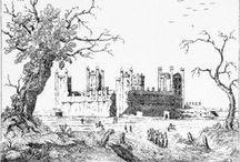 Images of Basing House / #history #archaeology #tudor #englishcivilwar #basinghouse #basing #hampshire #basingstoke #artefacts #stuart #medieval #archive #dig #excavation #southampton #york #henryviii #elizabethi #queen #king #maryi