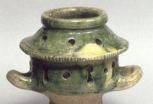 Tudor Objects / #history #archaeology #tudor #englishcivilwar #basinghouse #basing #hampshire #basingstoke #artefacts #stuart #medieval #archive #dig #excavation #southampton #york #henryviii #elizabethi #queen #king #maryi