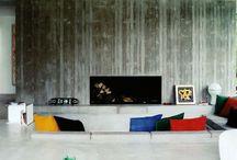 interior / by Tamina Ospanova