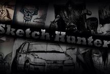 Sketch • Hunter