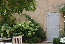 Kerti inspirációk / Inspirációk francia vidéki stílusú kerthez