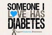 diabetes / by Jenny Burton