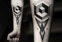 Enigmatic Tattoos