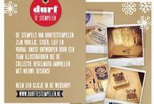 flyer & card design / by ankepanke.nl