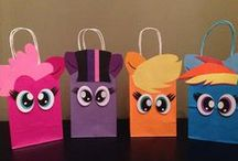 Birthday party: My Little Pony theme / All things related to a My Little Pony birthday party! Party Planning Inspiration for any owl themed party. Food ideas, party decor, party favors, table settings, games and activities, invitations, printables, party attire, cake and cupcake ideas and more!
