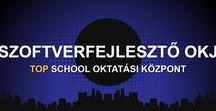 Szoftverfejleszto OKJ tanfolyam / Képek a Top School Oktatási Központ Szoftverfejlesztő OKJ tanfolyamának életéből annak bizonyítására, hogy van élete a kockáknak is :)