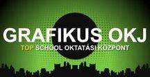 Grafikus OKJ tanfolyam / Képek a Top School Oktatási Központ Grafikus OKJ tanfolyamának életéből.
